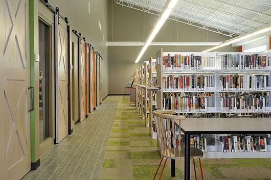 Milton Library Milton GA July 2015